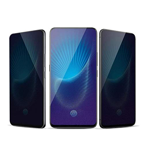 9h Protector de pantalla de privacidad completa para Huawei Honor 4T Anti Spy Glare Peeping Glass templado para Huawei Honor 4T Film