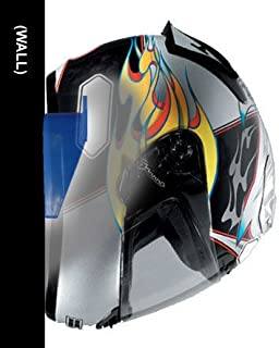 custom nfl motorcycle helmets