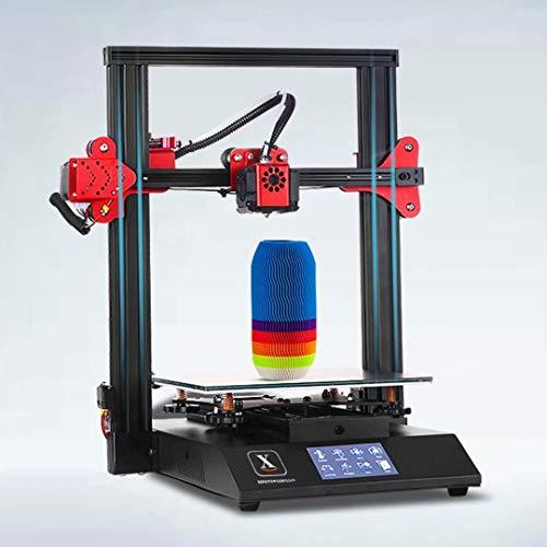 Impresora Plegable 3D, Pantalla táctil de 3