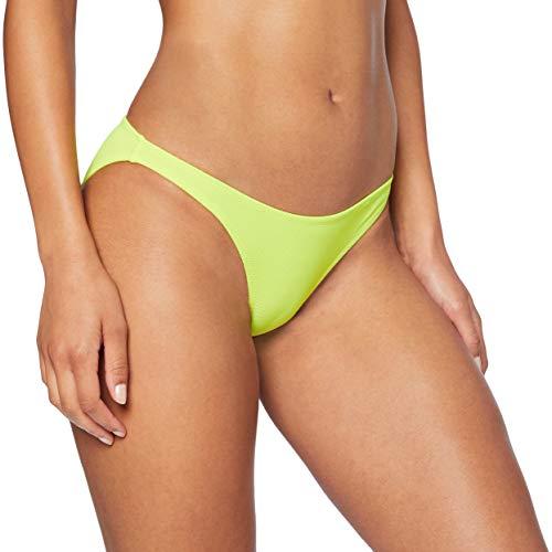 Volcom Damen Simply Mesh Hipster Bikini-Set, Limelight, X-Large