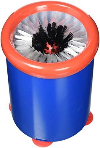 Gläserbürste, aus Nylon, Rund, 180x 140mm, einfache Handhabung und Reinigung
