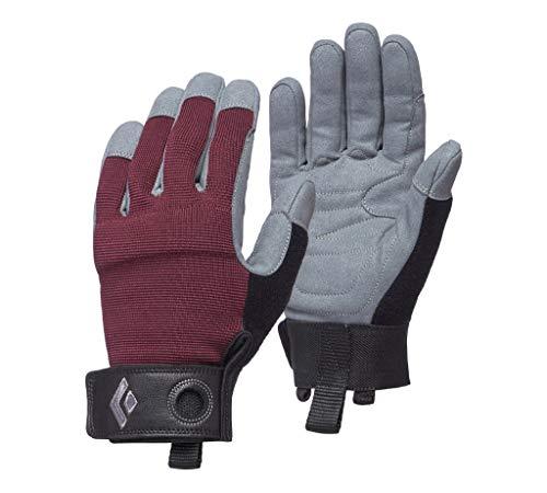 Black Diamond Warme Und Wetterfeste Handschuhe, Bordeaux, XS