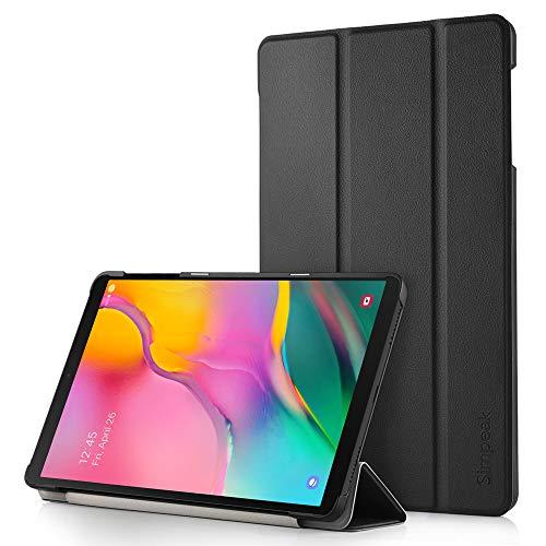 Simpeak Funda Tablet Compatible con Samsung Galaxy Tab A 10.1 2019 (SM-T510/SM-T515), Fundas Compatible con Samsung Tab A 10.1 2019 - Negro