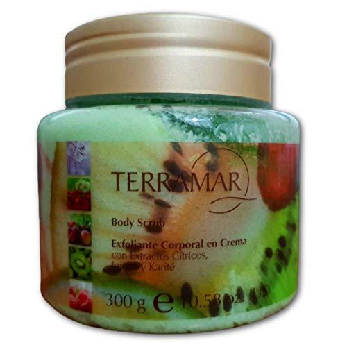 Exfoliantes Terramar marca Terramar