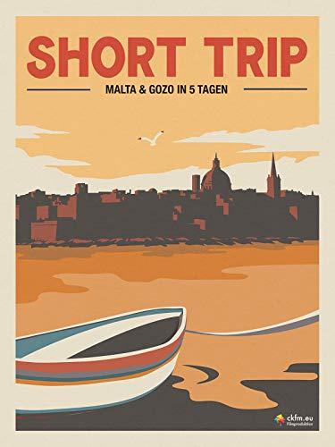 Short Trip: Malta & Gozo in 5 Tagen [dt./OV]
