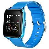 LIFEBEE Smartwatch Orologio Bluetooth Fitness Tracker Uomo Donna Impermeabile IP68 Cardiofrequenzimetro da polso Activity Tracker Sonno Contapassi Cronometro Notifiche Messaggi Calorie per Android iOS