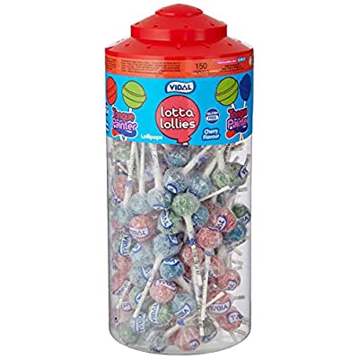 vidal tongue painter 150 lollies Vidal Tongue Painter 150 Lollies 41CO6G84pLL