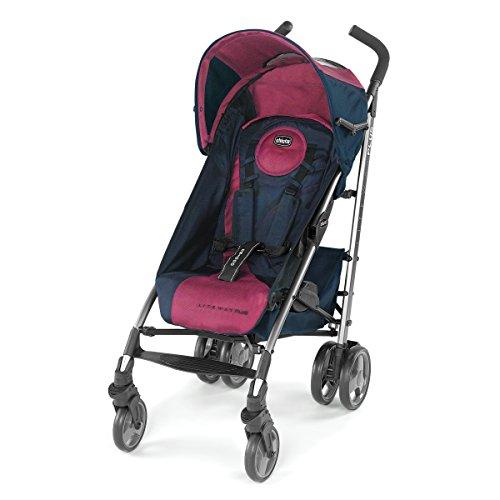 Chicco Liteway Plus Stroller, BlackBerry