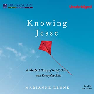 Knowing Jesse audiobook cover art
