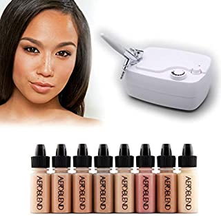 Aeroblend Airbrush Makeup Personal Starter Kit