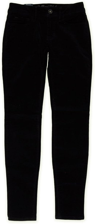 Bullhead Denim Co. Womens Premium Velveteen Skinny Fit Jeans