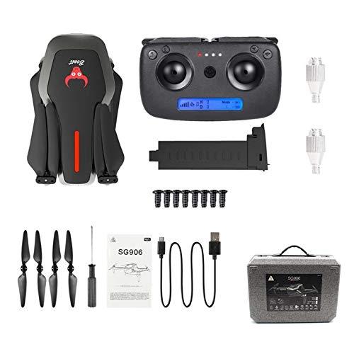 ACHICOO Drohnenzubehör, ZLRC Beast SG906 5G WiFi GPS FPV Drohne mit 4K Kamera und EPP Koffer 1 Akku