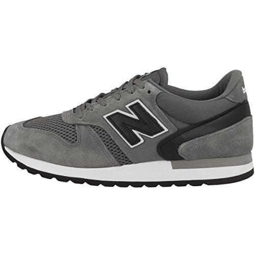 New Balance Schuhe M 770 Made in England Grey-Black (M770GN) 42 Grau