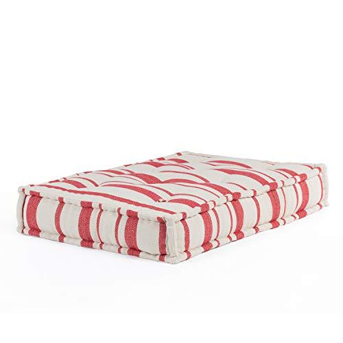 SKLUM Cojín Doble para Sofá Modular Neroh Rojo - (Elige Color)