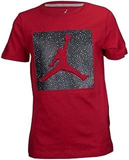 (ジョーダン) Jordan AJ Emboss Speckle T-Shirt ボーイズ?子供 シャツ?トップス [並行輸入品]