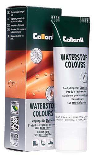 Collonil Waterstop 33030001008 Schuhcreme Glattleder 75 ml (0), Transparent (Lack Farblos), Einheitsgröße