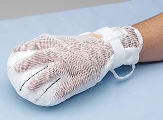 Hand Control Mitt Separate Fingers - One Size Fits Most