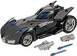 DC BATMAN MISSIONS Coche Batmóvil Misiles de Ataque (Mattel FVM60)
