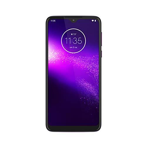 Motorola One Macro GSM – Teléfono desbloqueado, 64 GB, Ultra Violet