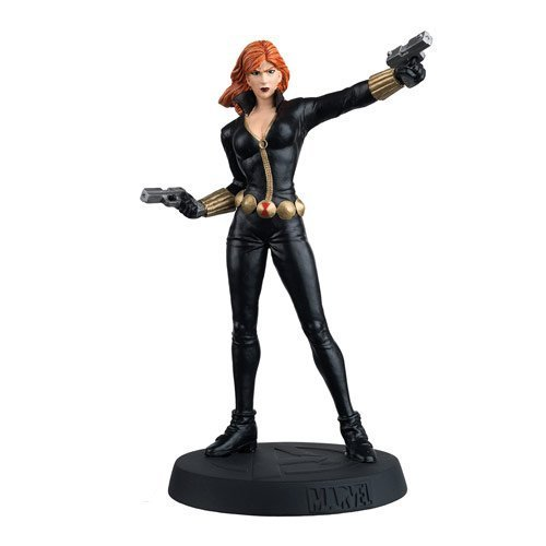 Marvel Avengers Fact Files Special Black Widow Statue with Collector Magazine image