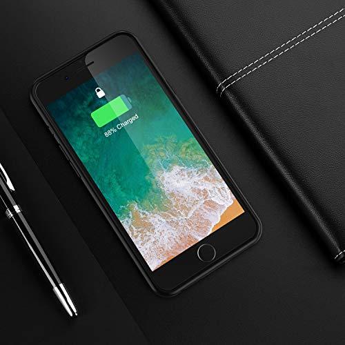 WELUV『Qiバッテリー内蔵ケースiPhone6plus6splus7plus8plus対応』