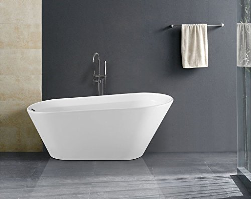 freistehende Badewanne BW-IX010