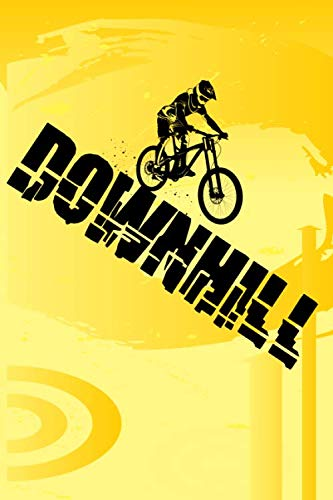 Downhill Mountainbiker: Focus und Konzentration