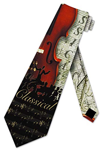 Classical Elements Tie Mens Necktie by Ralph Marlin