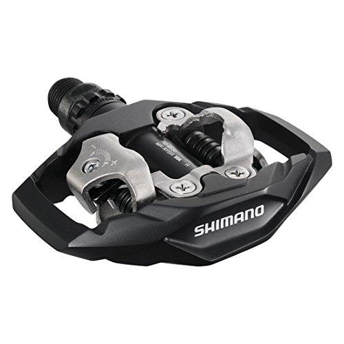 Pedal SPD MTB PD-M 530 Shimano negro bilateral