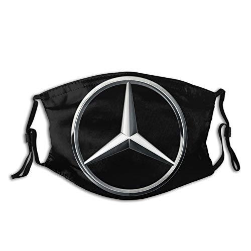 Custom made Benz Logo Bufanda cubierta exterior deporte hombre hombre cara cobertura cobertura cara toalla cuello cinta