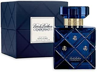 Brooks Brothers New York Gentlemen by Brooks Brothers for Men 3.4 oz Eau De Toilette Spray