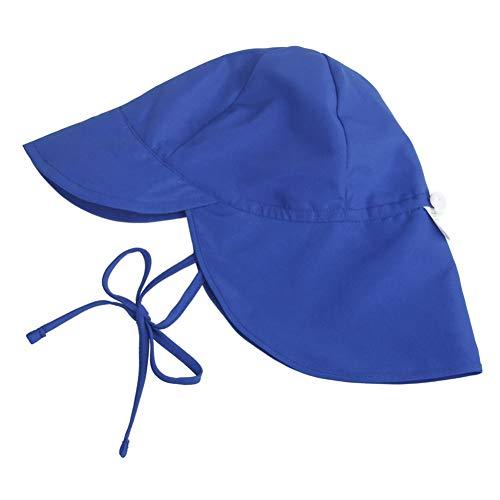 iClosam Bebés Sombrero de Protección Solar UPF 50+ Ajustable Niños Suave y Transpirable Secado Rápido para Vacaciones,Playa,Viaje y al Aire Libre(6 Meses-5 años)