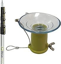 6 – 24 Foot DocaPole Light Bulb Changer Pole   High Ceiling Light Bulb Changer Extension Pole   Extendable Light Bulb Changer for High Ceilings and Recessed Lights   Light Bulb Changer Telescopic Pole