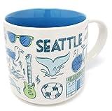 Starbucks Been There Serie - Seattle, Washington USA 400 ml