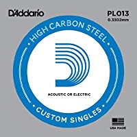 DADDARIO 【10個セット】D'Addario PL013弦×10本 バラ弦 0019954211110