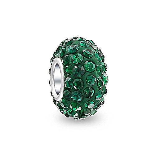 Bling Jewelry PBX-HZ-04-GREEN-C