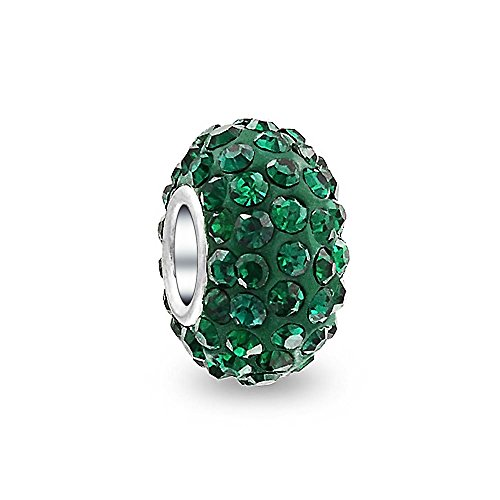 Bling Jewelry PBX-HZ-04-GREEN-C