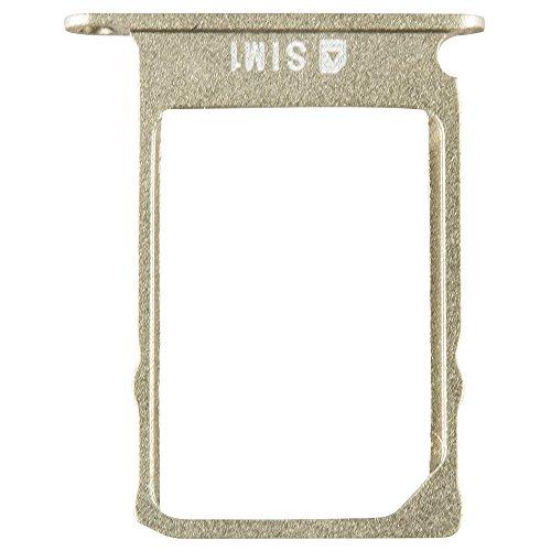 Unbekannt Original Samsung Nano SIM Kartenhalter Gold für Samsung A300F, A500F, A700F Galaxy A3, A5, A7 (SIM Tray)