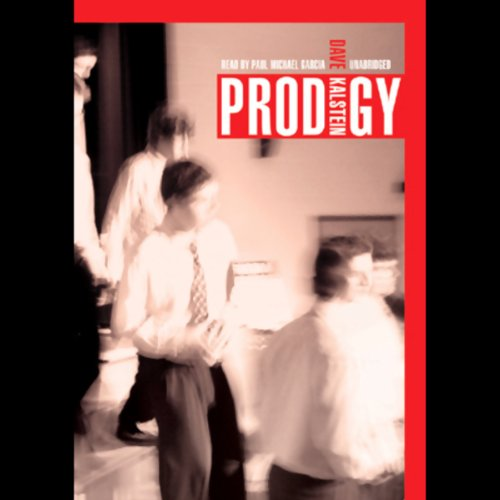 Prodigy  audiobook cover art