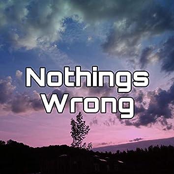 Nothings Wrong