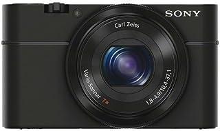 "Sony DSCRX100 20.2 Digital Camera with 3"" LCD, Black"