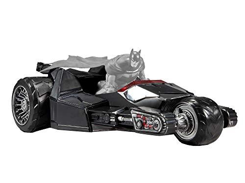 DC Veículo the Bat Raptor, Preto