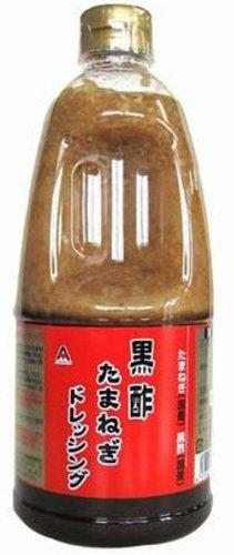 アジア食品 黒酢たまねぎドレッシング 1L