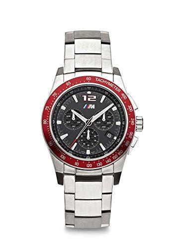 BMW 80262463268 - Orologio da polso con cronografo in metallo