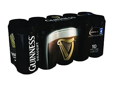 GUINNESS Draught 10x440ml - Brewed in Dublin