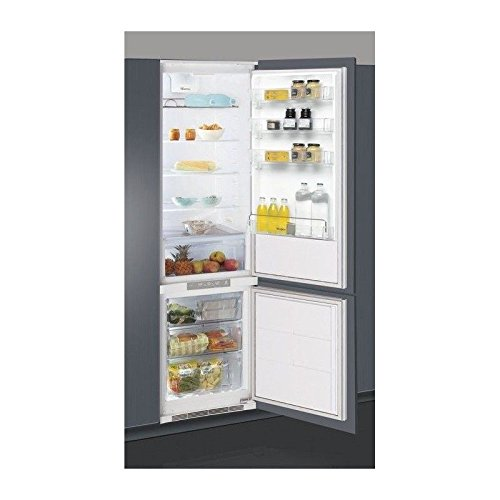 Whirlpool ART9620A+NF Incasso 300L A+ Grigio frigorifero con congelatore