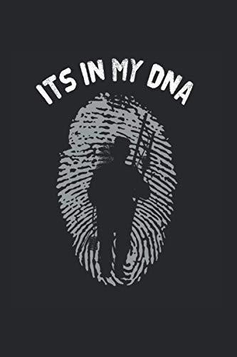 Its In My DNA | Schornsteinfeger Notizen To-Do Liste: Notizbuch A5 120 Seiten liniert