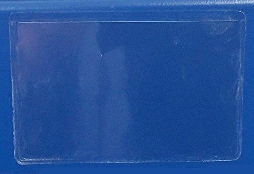 Customcard - Fundas autoadhesivas 60 x 95 largo