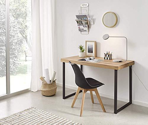 Mesa De Estudio, Escritorio Despacho, Fabricado Madera
