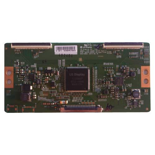 Piastra T-con Hitachi 43HK15W64I V15 43UHD TM120 ver0.4